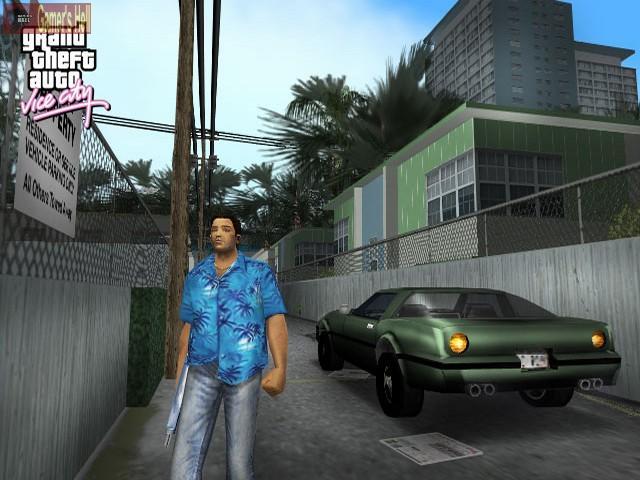 Gta Vice City Оружие